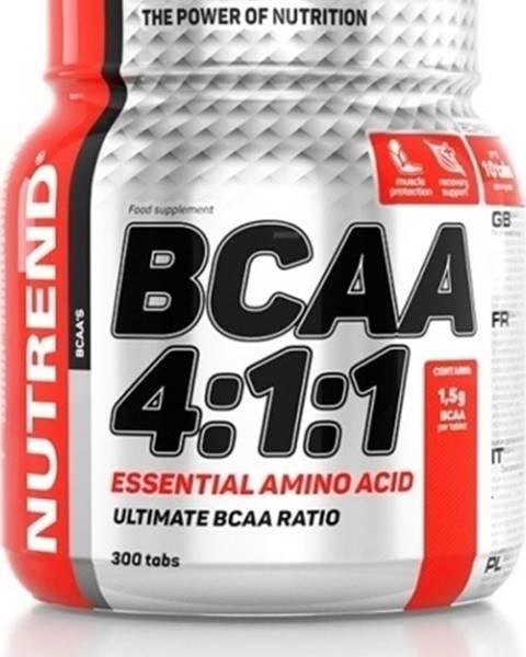 Nutrend Nutrend BCAA 4:1:1 300 tabliet