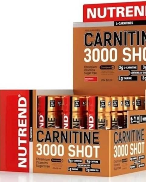 Nutrend Nutrend Carnitine 3000 Shot 60 ml variant: ananás