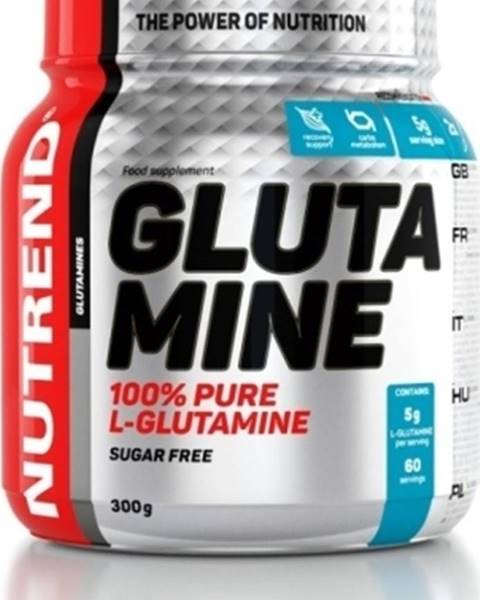 Nutrend Nutrend Glutamine 300 g
