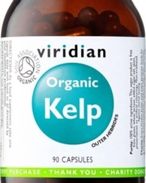 Viridian Viridian Organic Kelp 600 mg 90 kapsúl