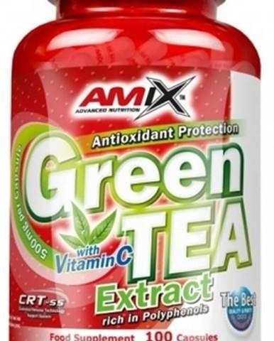 Amix Green Tea Extract with Vitamin C 100 kapsúl