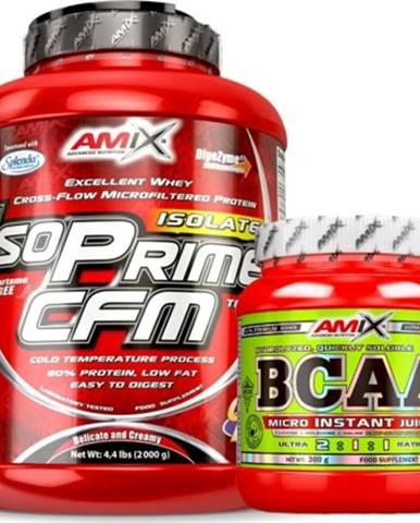 Amix Nutrition Amix IsoPrime CFM Isolate 2000 g variant: banán