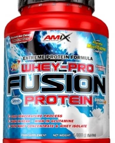 Amix Nutrition Amix Whey-Pro Fusion 1000 g variant: banán