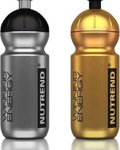 Nutrend Športová fľaša, bidon 500 ml variant: strieborná