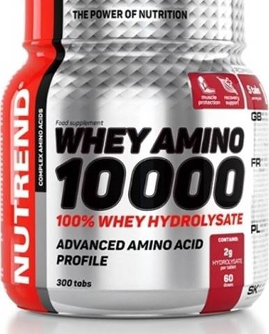 Nutrend Whey Amino 10000 300 tabliet