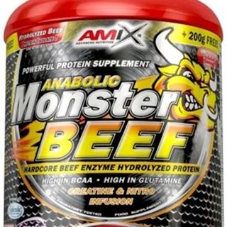 Amix Nutrition Amix Anabolic Monster Beef 90 % Protein 2200 g variant: čokoláda