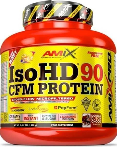 Amix Nutrition Amix Nutrition Amix IsoHD 90 CFM Protein 1800 g variant: vanilka