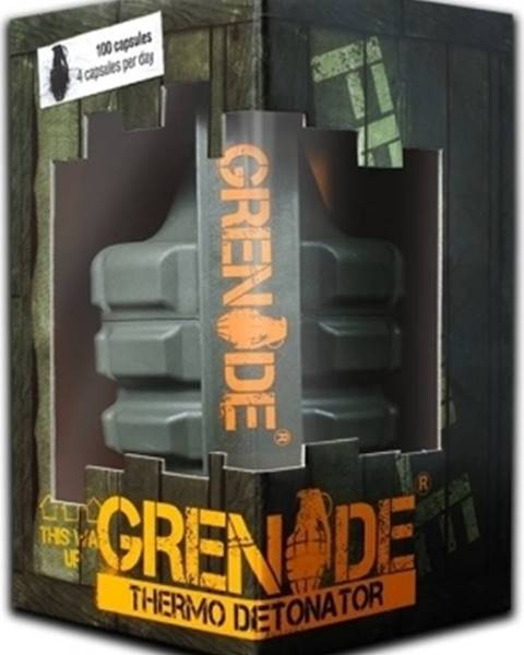 Grenade Grenade Thermo Detonator 100 kapsúl