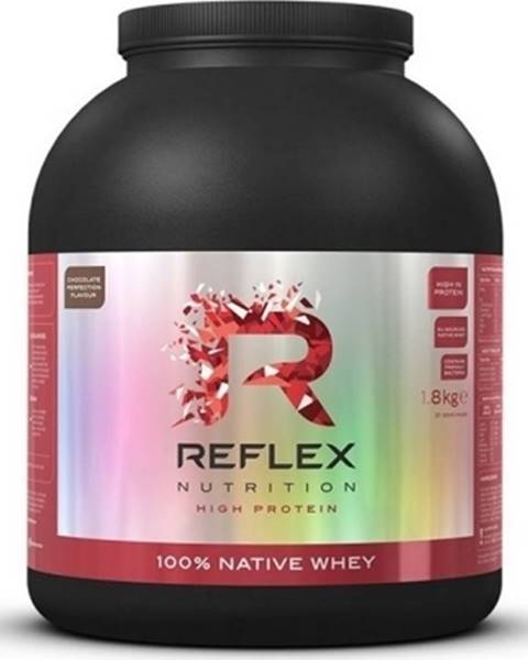 Reflex Nutrition Reflex Nutrition Reflex 100% Native Whey 1800 g variant: čokoláda