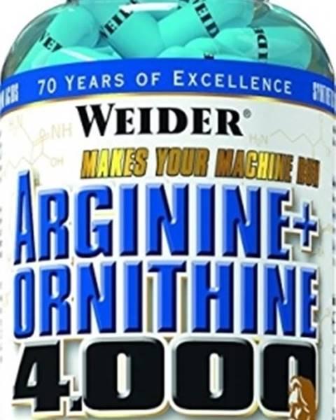 Weider Weider Arginine + Ortnithine 4000 180 kapsúl