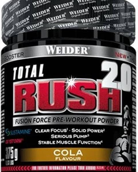 Weider Weider Total Rush 2.0 375 g variant: brusnica