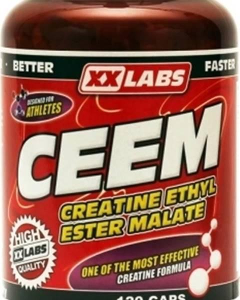 Xxlabs XXLabs Creatine Ethyl Ester Malate 120 kapsúl