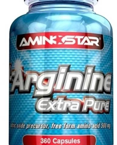 Aminostar L-Arginine Extra Pure 360 kapsúl