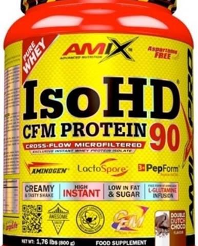 Amix Nutrition Amix IsoHD 90 CFM Protein 800 g variant: vanilka