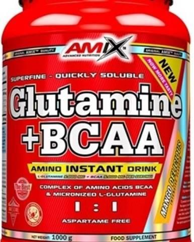 Amix Nutrition Amix L-Glutamine + BCAA Powder 1000 g variant: ananás