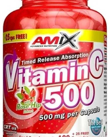 Amix Vitamín C 500 mg 125 kapsúl