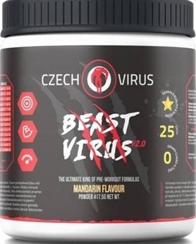 Czech Virus Beast Virus V2.0 417,5 g variant: mandarínka