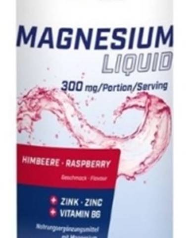 EnergyBody Magnesium Liquid 1000 ml variant: malina