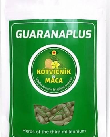 Guaranaplus Kotvičník + Maca Mix 50/50 XL balenie 400 kapsúl