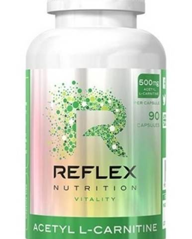 Reflex Acetyl L-Carnitin 90 kapsúl