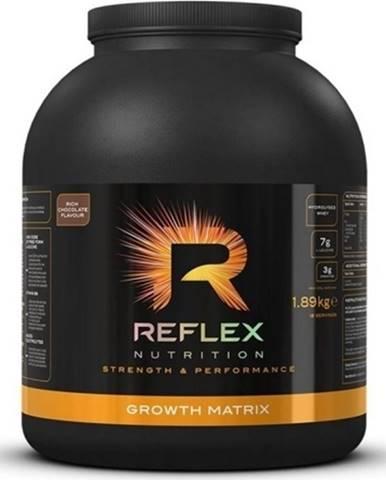 Reflex Nutrition Reflex Growth Matrix 1890 g variant: čokoláda