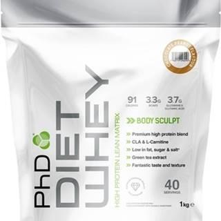 PhD Nutrition Phd Diet Whey 1000 g variant: banán