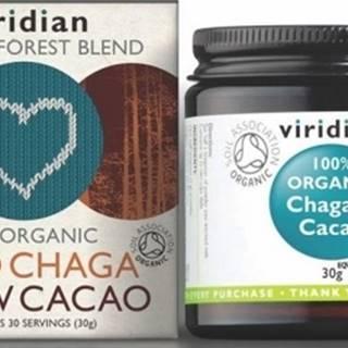 Viridian BIO Wild Chaga&Raw Cacao Organic 30 g