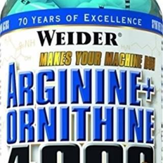 Weider Arginine + Ortnithine 4000 180 kapsúl