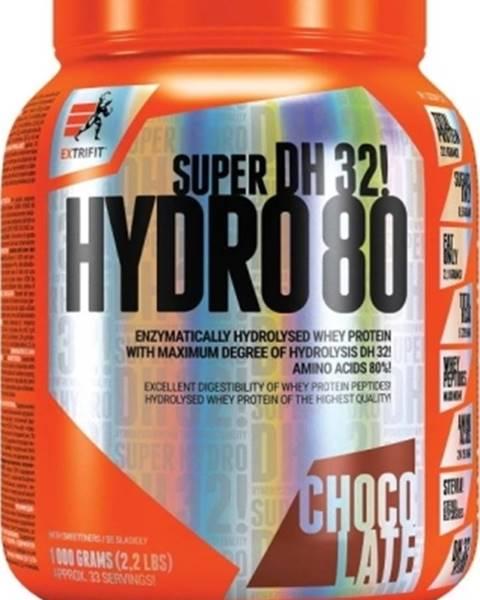 Extrifit Extrifit Hydro 80 Super DH32 1000 g variant: čokoláda