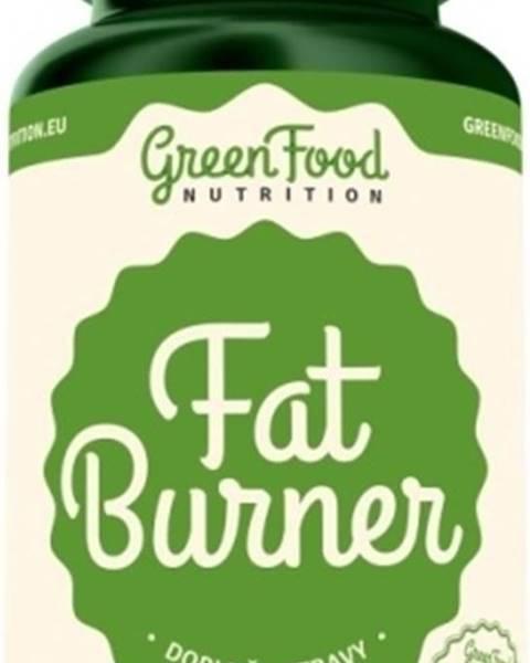 GreenFood GreenFood Fat Burner vegan 60 kapsúl