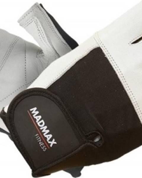MadMax Madmax Rukavice Professional MFG269 biele variant: L