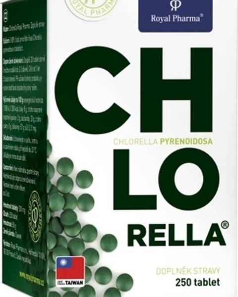 Royal Pharma Royal Pharma Chlorella 250 tabliet