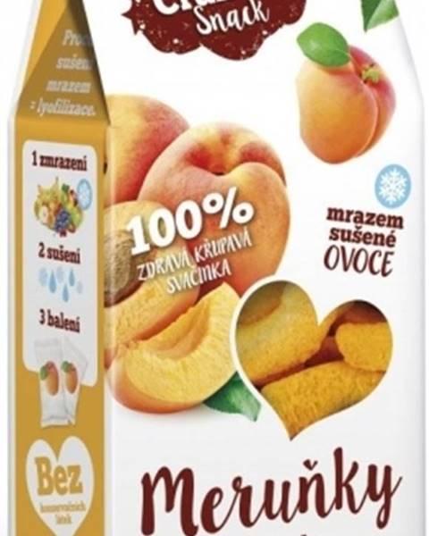 Royal Pharma Royal Pharma Crunchy Snack mrazom sušené Marhule 20 g