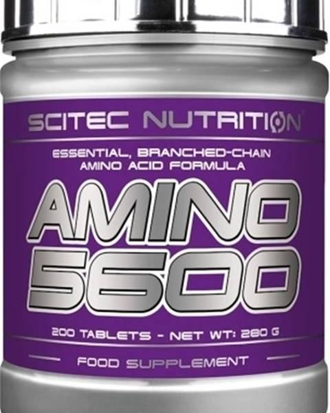 Scitec Nutrition Scitec Amino 5600 200 tabliet