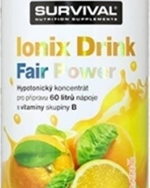 Survival Survival Ionix Drink 1000 ml variant: citrón