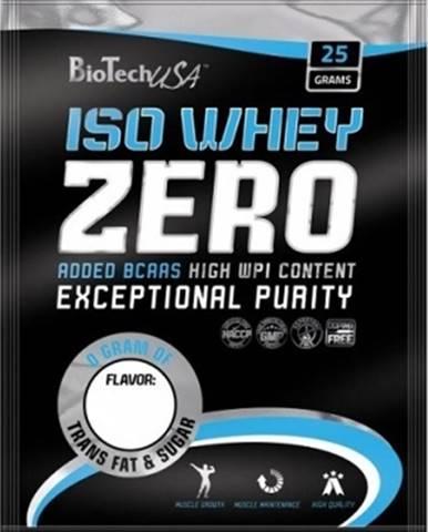BioTech USA BioTech ISO Whey Zero 25 g variant: banán