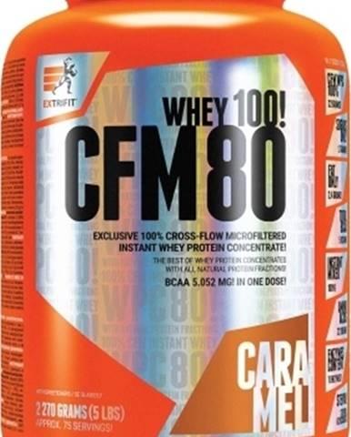 Extrifit CFM Instant Whey 80 2270 g variant: banán