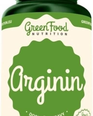 GreenFood Arginín vegan 120 kapsúl
