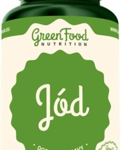GreenFood Jód 60 kapsúl