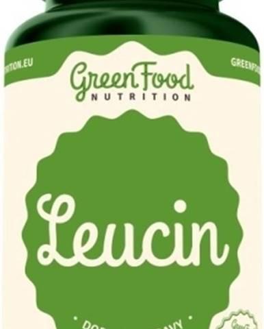 GreenFood Leucín 90 kapsúl