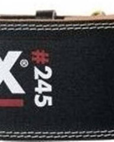 Madmax Opasok celokožený Full Leather MFB245 čierny variant: L