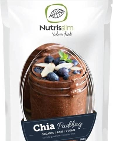 Nutrisslim BIO Chia Pudding 200 g