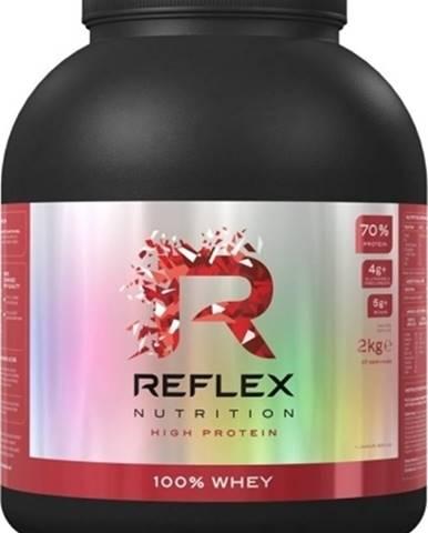 Reflex Nutrition Reflex 100% Whey Protein 2000 g variant: čokoláda