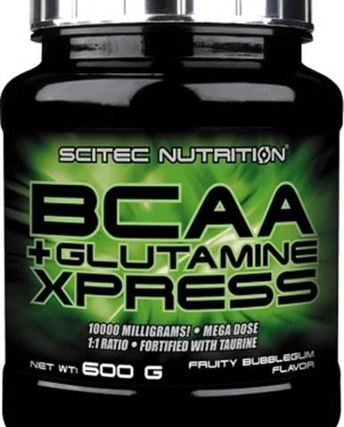 Scitec Nutrition Scitec BCAA + Glutamine Xpress 600 g variant: jablko