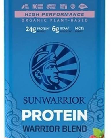 Sunwarrior Protein Blend BIO (Hrachový a konopný proteín) 750 g variant: mocca