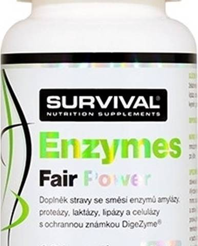 Survival Enzymes Fair Power 60 kapsúl