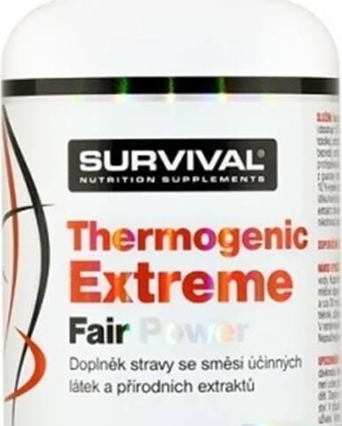 Survival Thermogenic Extreme Fair Power 120 kapsúl