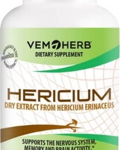VemoHerb Hericium 60 kapsúl