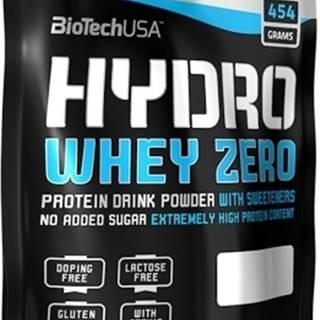 BioTech USA BioTech Hydro Whey Zero 454 g variant: vanilka