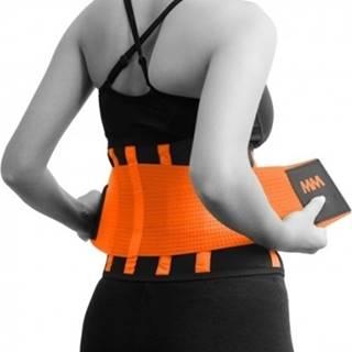 Madmax Slimming Belt oranžový variant: L
